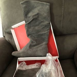 Style & co grey boots